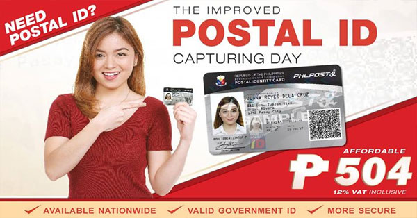 New Postal Id Requirements Fees And Guidelines
