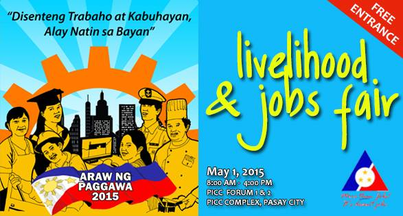 labor day job fair 2015