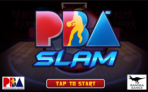 pba slam android apps