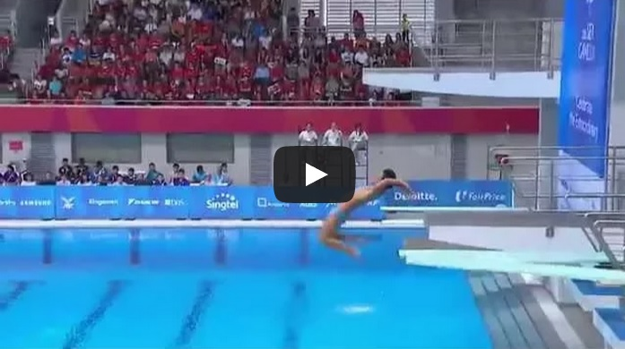 pinoy divers SEA Games 2015