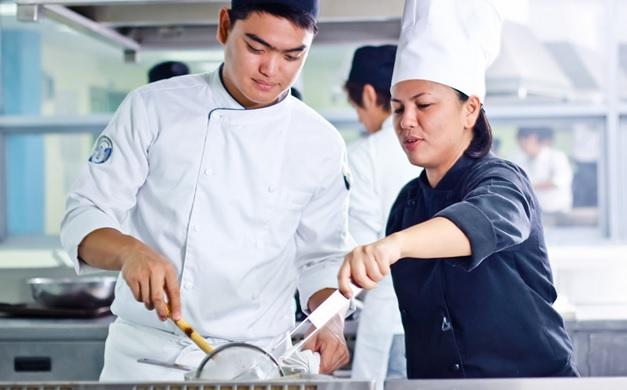 tesda culinary arts courses