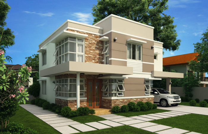 Awesome house concept designs by pinoy eplans ph juander for Modern house design concepts