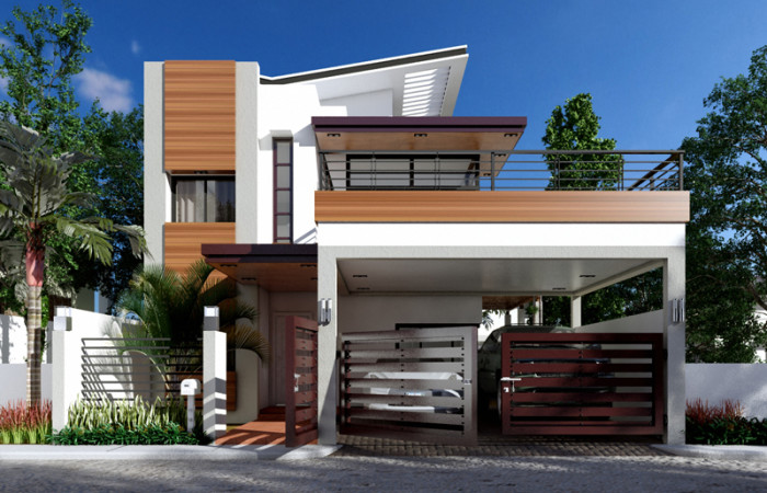 Awesome house concept designs by pinoy eplans ph juander for Eplans modern homes