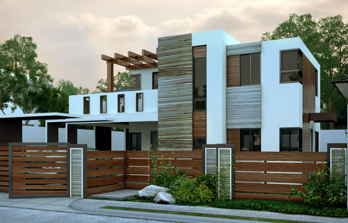 Awesome house concept designs by pinoy eplans ph juander for Top 50 modern house design