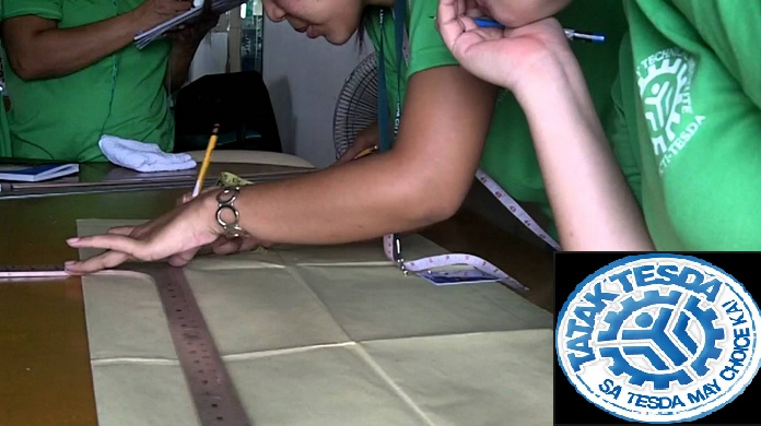 TESDA Dressmaking Course NC II
