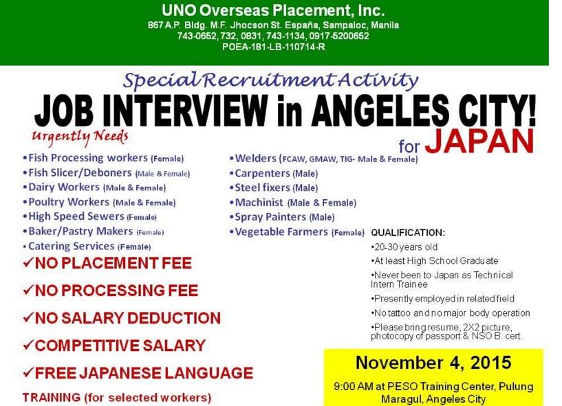 jobs in japan_ofw in japan