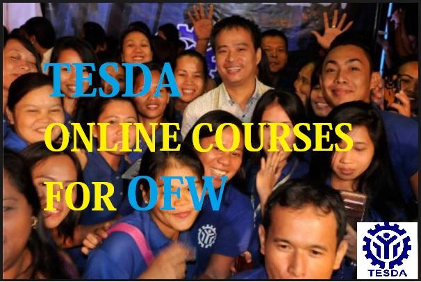 tesda courses for ofw