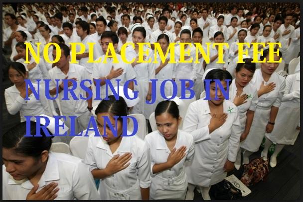 200 Nurses Needed In Ireland- Jobs in Ireland