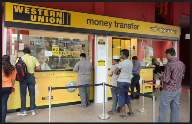 cash money western union