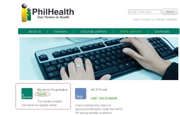 How To Register For An Online PhilHealth