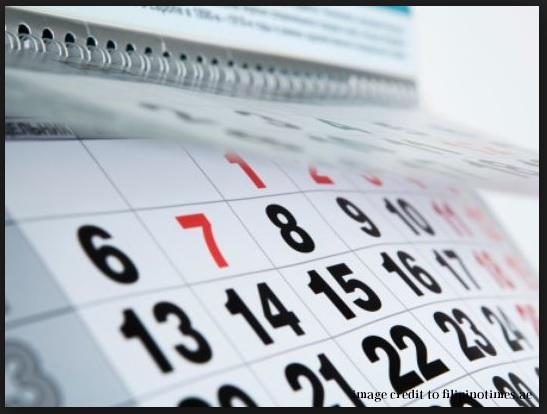 2016 List Of Public Holidays In Dubai