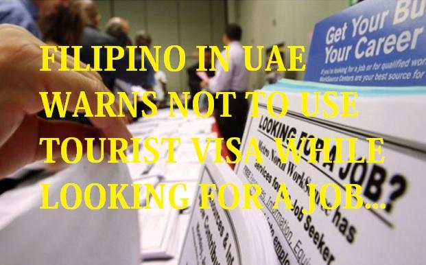 Fiipinos In UAE