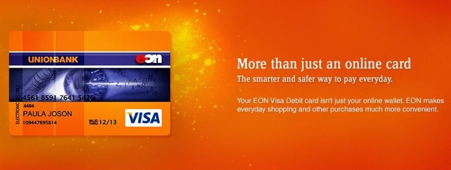 Unionbank EON online