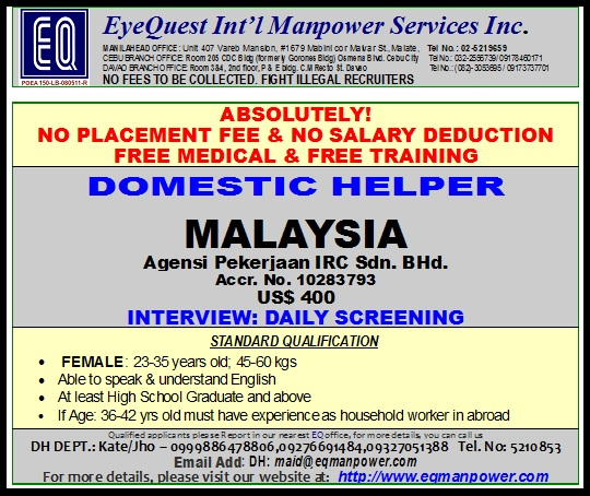 Government Malaysia jobs now available. Human Resources Specialist, Administrative Assistant, Welfare Officer and more on nazhatie-skachat.gq Get new jobs for this search by email. My email: Also get an email with jobs recommended just for me. For jobs in the United States.
