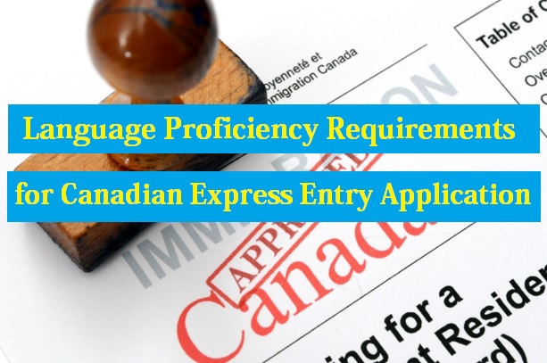 Canadian Express Entry Application