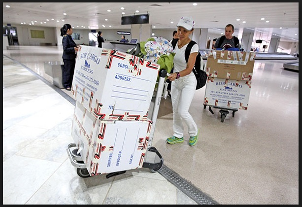 OFWs Can Now Ship Personal Items Worth P350,000 Tax-Free