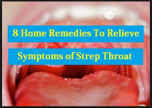 8 Home Remedies To Relieve Symptoms of Strep Throat - PH ...