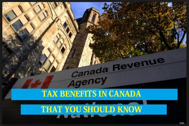 Tax Benefits In Canada
