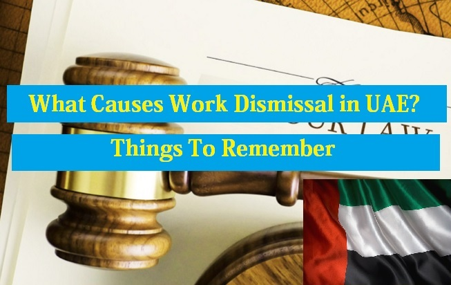 Causes Work Dismissal in UAE