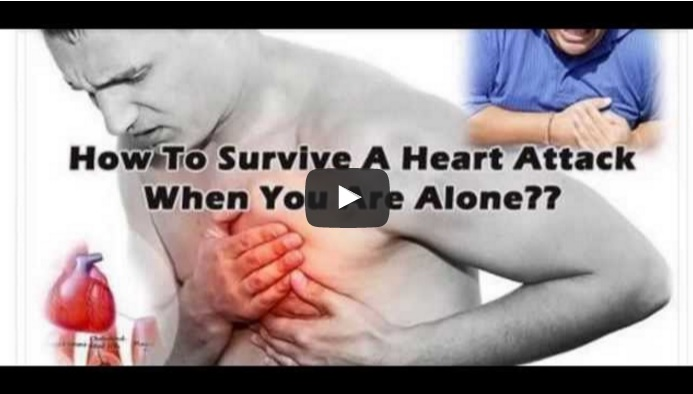 Tips for Surviving A Heart Attack When You're Alone