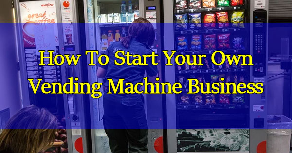 how to start machine