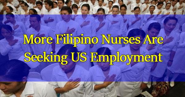 Filipino-Nurses-Are-Seeking-US-Employment
