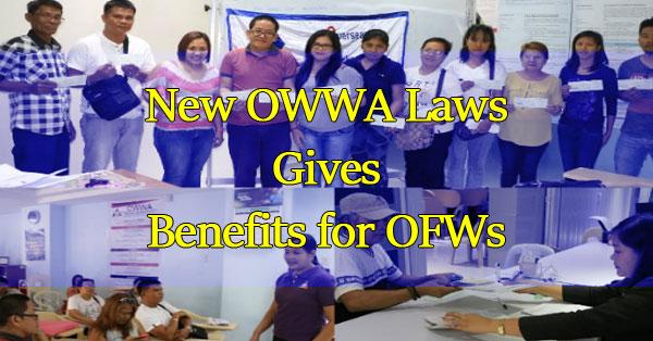 OWWA Laws