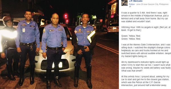 Good-MMDA-Officers-Go-The-Extra-Mile-To-Rescue-A-Driver-In-Trouble