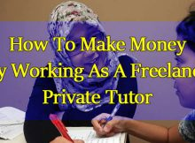 How-To-Make-Money-By-Working-As-A-Freelance-Private-Tutor