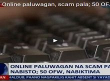 "OFWs File Complaint Against Woman Over ""Online Paluwagan"" Scam"