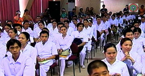 Over 300 Pinoy Health Workers Headed For Japan Under Bilateral Program