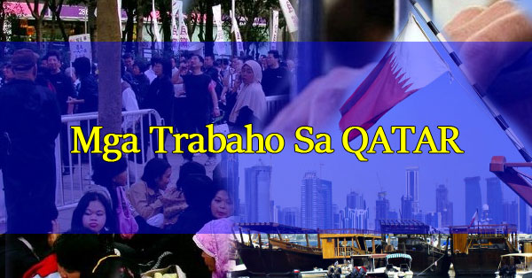 Good-News-77000-Work-Visas-Available-In-Qatar-for-OFWs