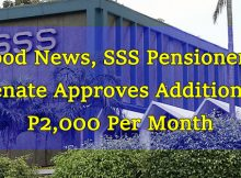 Good-News,-SSS-Pensioners!-Senate-Approves-Additional-P2,000-Per-Month