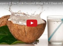 Health Benefits of Drinking Coconut Water On An Empty Stomach