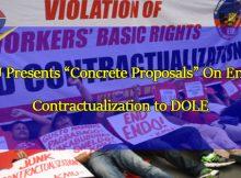 "KMU-Presents-""Concrete-Proposals""-On-Ending-Contractualization-to-DOLE"