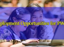 PWDs-To-Employment-Opportunities