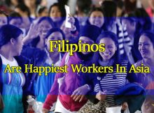Filipinos-Are-Happiest-Workers-In-Asia,-Survey-Says