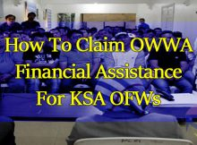 How-To-Claim-OWWA's-P26,000-Financial-Assistance-For-KSA-OFWs