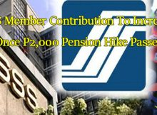 SSS-Proposes-Member-Contribution-Increase-Once-P2000-Pension-Hike-Passes