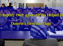 dswd-report-over-ofws-helped-during-duterte-first-100-days