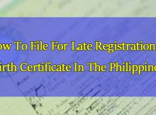 how-to-file-for-late-registration-of-birth-certificate-in-the-philippines
