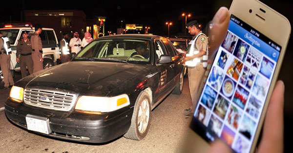 riyadh-drivers-caught-using-cellphone-while-driving-will-be-jailed-for-24-hours