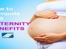 steps-in-proper-computation-of-sss-maternity-benefit