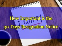 How-Important-is-the-30-day-resignation-notice