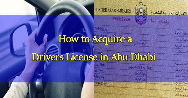 How-to-Acquire-a-Drivers-License-in-Abu-Dhabi