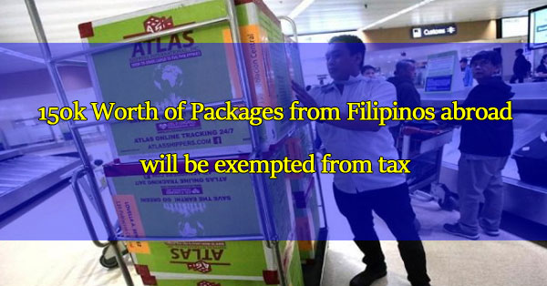 Packages-from-Filipinos-abroad-will-be-exempted