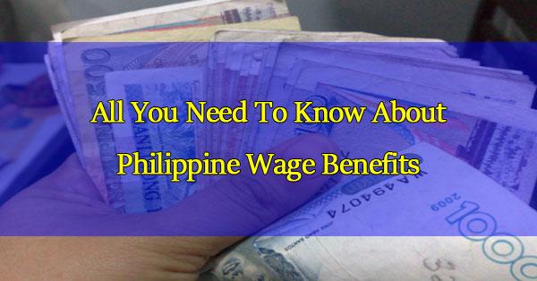 Philippine-Wage-Benefits