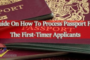 Guide-On-How-To-Process-Passport-For-The-First-Timer-Applicants