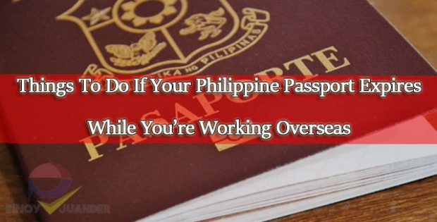 Things-To-Do-If-Your-Philippine-Passport-Expires-While-You're-Working-Overseas