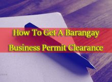 How-To-Get-A-Barangay-Business-Permit-Clearance